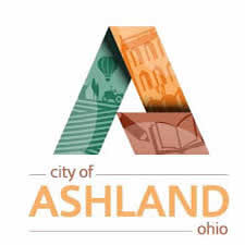 City of Ashland Logo with Large A